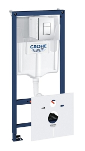 Stelaż do WC Grohe Rapid SL Fresh 5w1 Skate Cosmopolitan